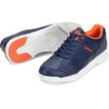Dexter Men's Ricky IV Bowling Shoes - Blue/Orange