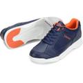 Dexter Men's Ricky IV Bowling Shoes - Blue/Orange