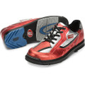 Storm SP3 Men's Bowling Shoes - Metallic Red/Silver