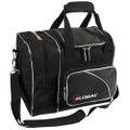 900 Global Deluxe 1 Ball Tote Bowling Bag - Black