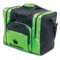 Brunswick Edge 1 Ball Tote Bowling Bag - Lime