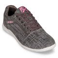 KR Strikeforce Nova Lite Women's Bowling Shoe - Ash/Hot Pink (WIDE WIDTH)