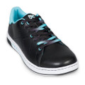 KR Strikeforce Gem Women's Bowling Shoe - Black/Teal