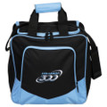 Columbia 300 White Dot 1 Ball Bowling Bag - Sky Blue