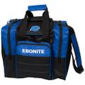 Ebonite Impact Plus Single Ball Bowling Bag - Royal