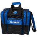 Ebonite Impact Plus 1 Ball Bowling Bag - Royal