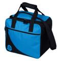 Ebonite Basic Single Ball Bowling Bag - Aqua