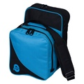 Ebonite Compact Single Ball Bowling Bag - Blue