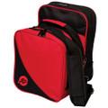 Ebonite Compact Single Ball Bowling Bag - Red