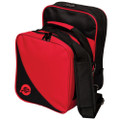 Ebonite Compact 1 Ball Bowling Bag - Red
