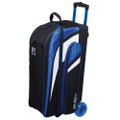 KR Strikeforce Cruiser Smooth 3 Ball Roller Bowling Bag - Royal