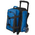 KR Strikeforce Krush 2 Ball Roller Bowling Bag - Blue/Black
