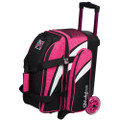 KR Strikeforce Cruiser 2 Ball Roller Bowling Bag - Pink