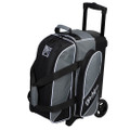 KR Strikeforce Fast 2 Ball Roller Bowling Bag - Charcoal