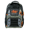 Motiv Intrepid Backpack - Black/Orange