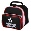 Roto Grip All-Star Edition Caddy Bag - Black/White/Red