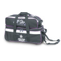 Roto Grip All-Star Edition 3 Ball Carryall Tote Bag - Black/White/Purple