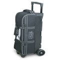 Storm 3 Ball In Line Roller Bowling Bag - Black