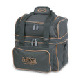 Storm Flip 1 Ball Tote Bowling Bag - Black/Gold