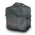 Storm Solo 1 Ball Bowling Bag - Black/Gold