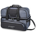 Storm 2 Ball Deluxe Tote Bowling Bag - Plaid/Grey/Black