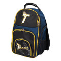 Track Premium Player Backpack - Black/Navy/Yellow