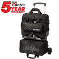 KR Strikeforce Hybrid X 4 Ball Roller Bowling Bag - Black