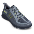 KR Strikeforce Blaze Men's Bowling Shoe - Grey/Yellow