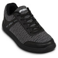 KR Strikeforce Flyer Men's Bowling Shoe - Mesh Black/Steel (WIDE WIDTH)