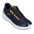KR Strikeforce Glitz Women's Bowling Shoe - Black/Gold