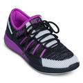 KR Strikeforce Jazz Women's Bowling Shoe - Black/Purple