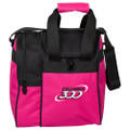 Columbia 300 C300 1 Ball Bowling Bag - Pink/Black