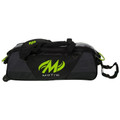 Motiv Ballistix 3 Ball Tote Bowling Bag - Lime