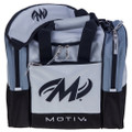 Motiv Shock 1 Ball Bowling Bag - Silver