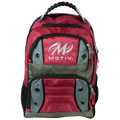 Motiv Intrepid Backpack - Red