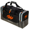Motiv Shock 2 Ball Tote Bowling Bag - Black/Orange