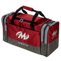Motiv Shock 2 Ball Tote Bowling Bag - Red