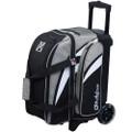 KR Strikeforce Cruiser 2 Ball Roller Bowling Bag - Stone