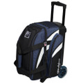 KR Strikeforce Cruiser 2 Ball Roller Bowling Bag - Navy