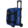 KR Strikeforce Hybrid 2 Ball Roller Bowling Bag - Royal