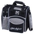 KR Strikeforce Flexx 1 Ball Tote Bowling Bag - Stone