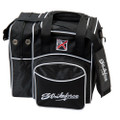 KR Strikeforce Flexx 1 Ball Tote Bowling Bag - Black