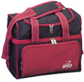 BSI TAXI Single Bowling Bag - Black/Red
