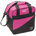 BSI Solar III Single Bowling Bag - Black/Pink