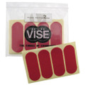 "Vise Hada Patch Pre-Cut Bowling Tape - (#2 Red - 1""/40 pieces)"