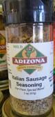 Italian Sausage Seasoning, Mild
