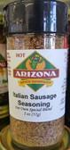 Italian Sausage Seasoning Mix, Hot
