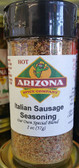 Italian Sausage Seasoning Mix, Hot