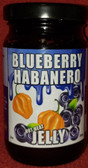 Blueberry Habanero Jelly 8 oz Jar