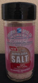 Great flavor.  a natural salt containing minerals which give it it's color.